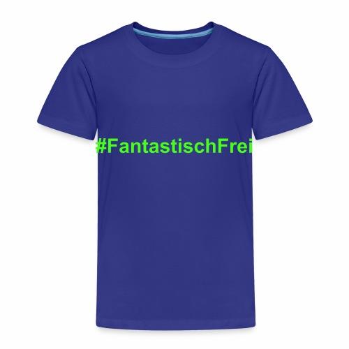 FantastischFrei gruen - Kinder Premium T-Shirt