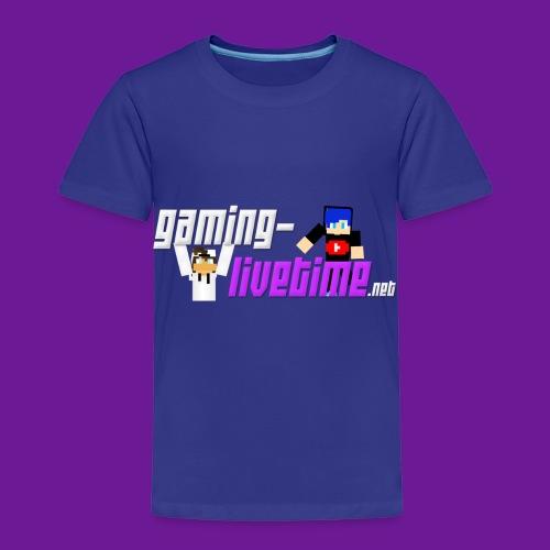 Gaming-livetime.net Freunschaft - Kinder Premium T-Shirt
