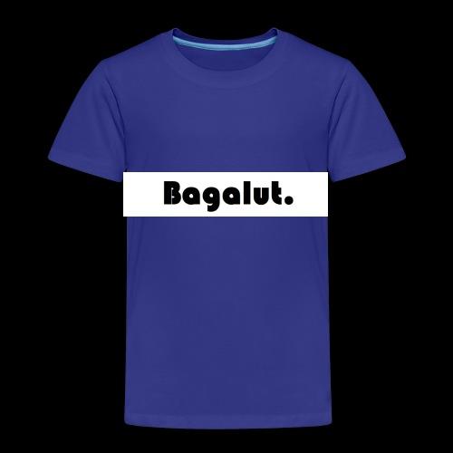 Bagalut_by_wahnie - Kinder Premium T-Shirt