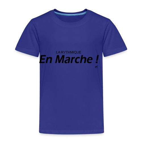 LREM La Rythmique En Marche - T-shirt Premium Enfant