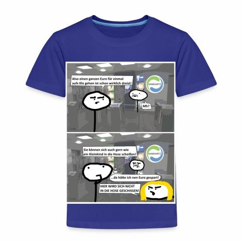Sanidairtz - Kinder Premium T-Shirt