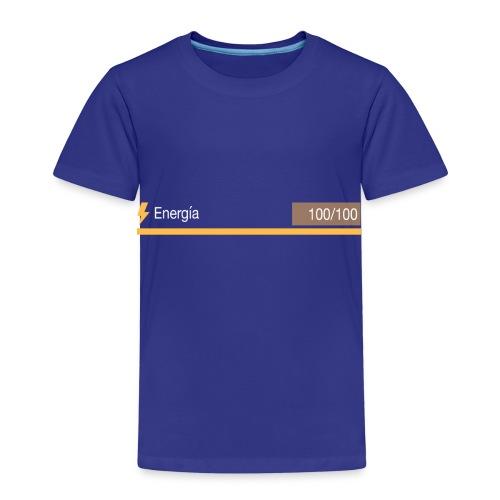 Energía 100% - Camiseta premium niño