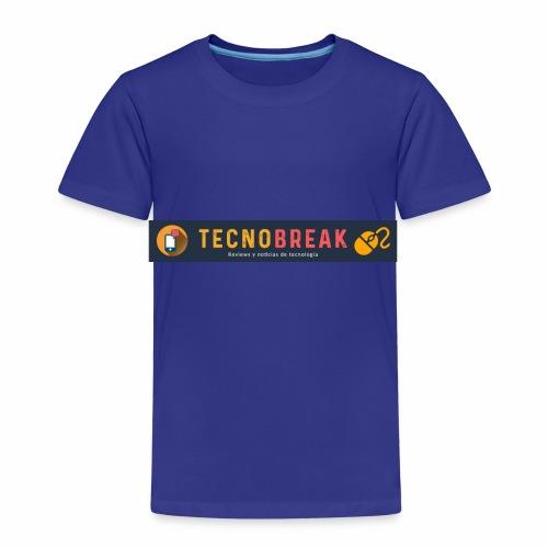 TecnoBreak Líderes en Tecnología - Camiseta premium niño