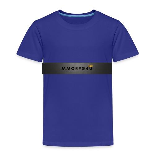 MMORPG4u - Kinderen Premium T-shirt