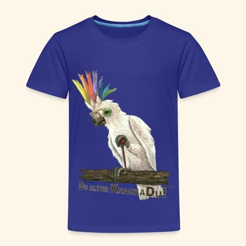 Armer, alter Knackadu! - Kinder Premium T-Shirt