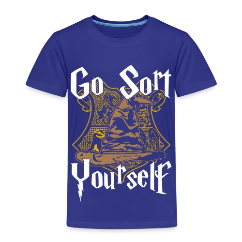 Go Sort Yourself - Kids' Premium T-Shirt