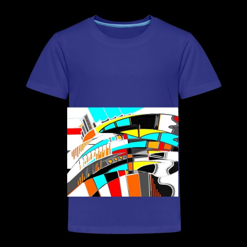 spacecity 18 W - T-shirt Premium Enfant