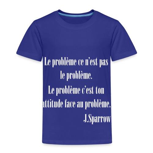 Jack Sparrow - T-shirt Premium Enfant