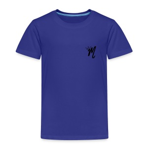 OFFICIAL ITZMANZEY (TOPS AND HOODIES) - Kids' Premium T-Shirt