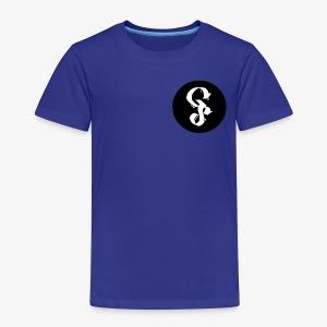 Gang shop black and white - Camiseta premium niño