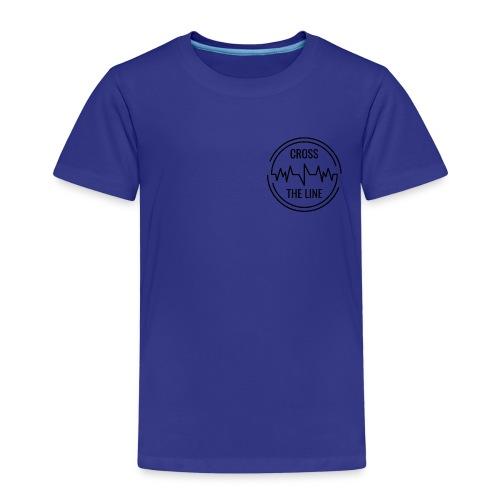 CROSS THE LINE - T-shirt Premium Enfant