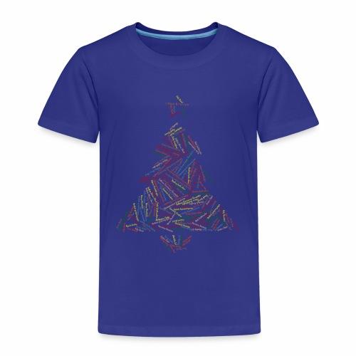 X-Mas-Tree - Kinder Premium T-Shirt