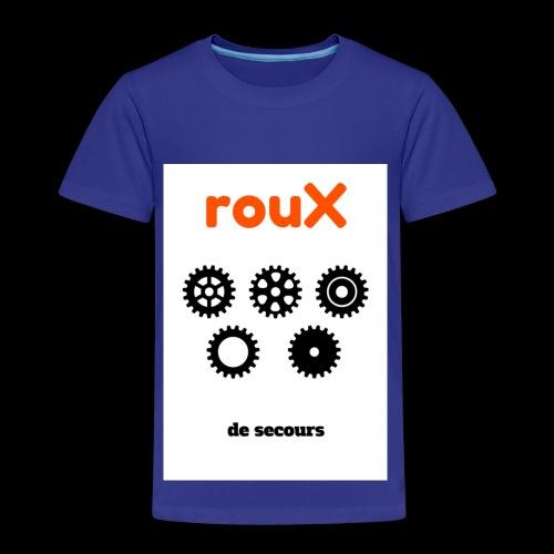 Roux 1 - T-shirt Premium Enfant