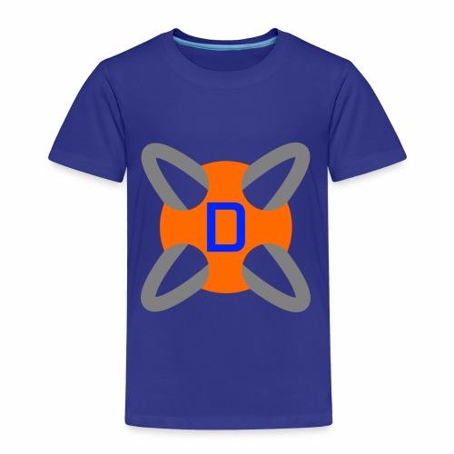 Drawyah Logo (Large) - Kids' Premium T-Shirt