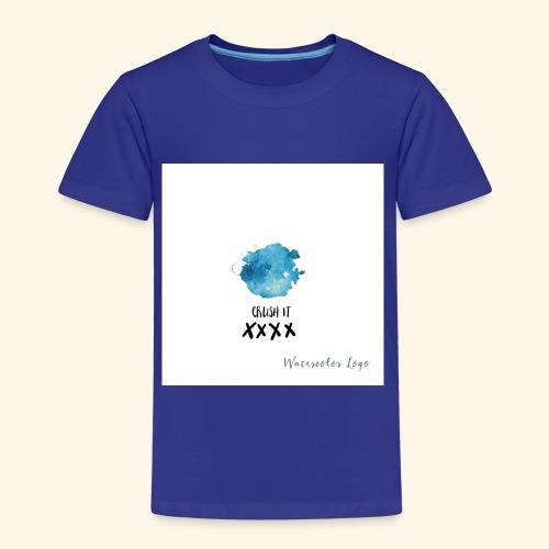 crush it - Kinderen Premium T-shirt