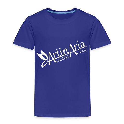 Artinaria Aerial Lab - Maglietta Premium per bambini