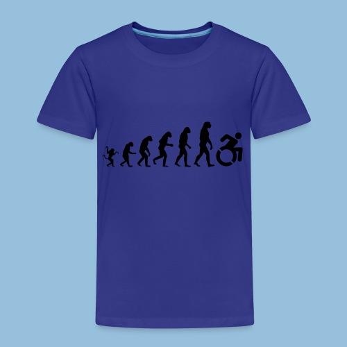 EvolutionWheelchair - Kinderen Premium T-shirt