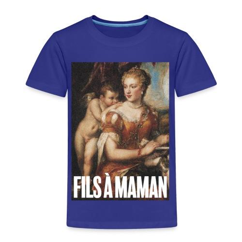 Fils à maman - T-shirt Premium Enfant