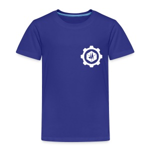 Jebus Adventures Cog White - Kids' Premium T-Shirt