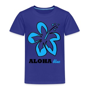 Hi Flower - Kinder Premium T-Shirt