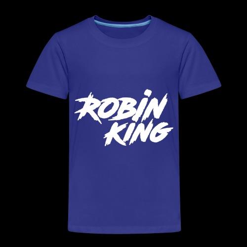 ROBIN KING - Premium-T-shirt barn