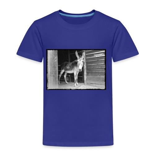 Zickenstube Esel - Kinder Premium T-Shirt