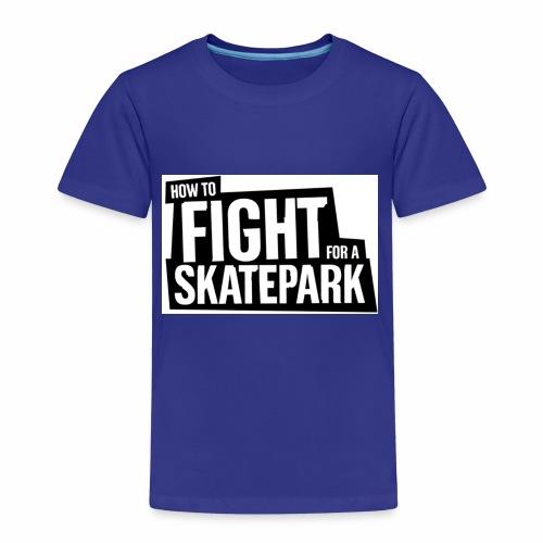 Skatespruch - Kinder Premium T-Shirt