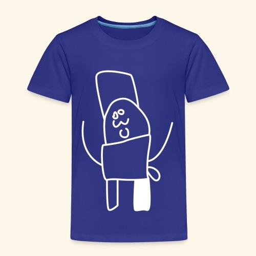 Kokodada Glad - Premium-T-shirt barn