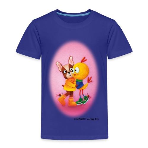 Hanni und Wauzi - Kinder Premium T-Shirt