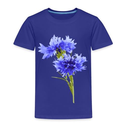 Kornblume - Kinder Premium T-Shirt