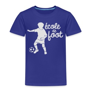 Ecole de Football - T-shirt Premium Enfant