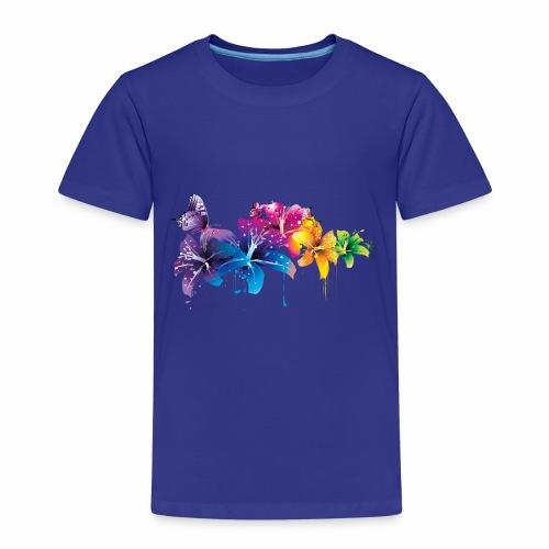 Flowers Vectors PNG - Camiseta premium niño