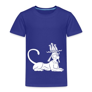 Ägyptische Sphinx - Kinder Premium T-Shirt