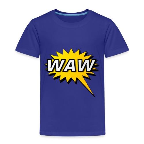 WAW - Camiseta premium niño