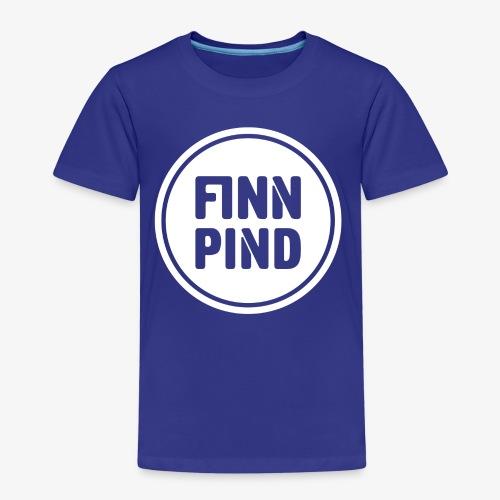 Finn pind Design - Børne premium T-shirt