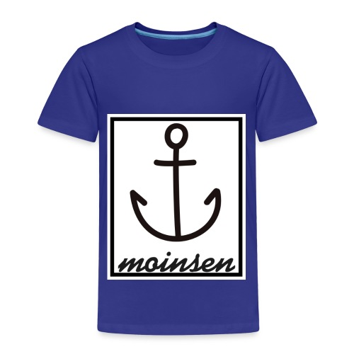 Anker moinsen - Kinder Premium T-Shirt