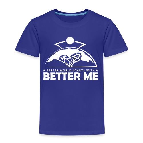 Better Me - White - Kids' Premium T-Shirt