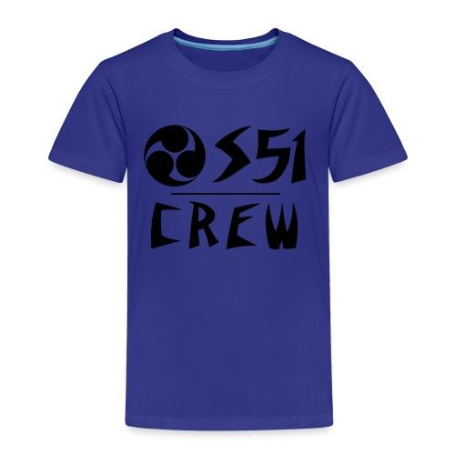 S51 CREW Simson - Kinder Premium T-Shirt