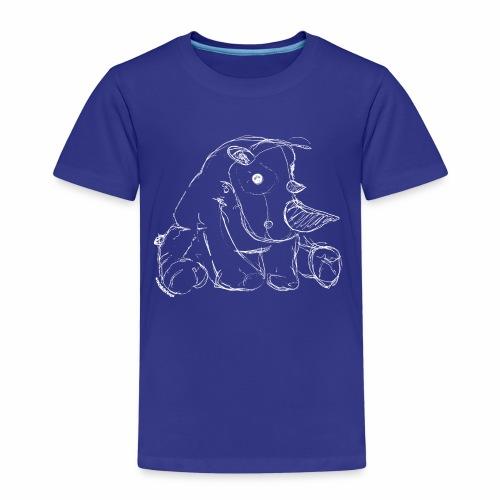 Nili Nashorn - Kinder Premium T-Shirt