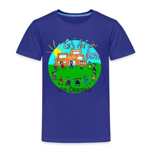 Logo GS Auf der Bein Idar-Oberstein - Kinder Premium T-Shirt