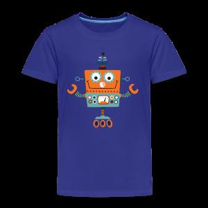 ROBOT 01 - Kids' Premium T-Shirt