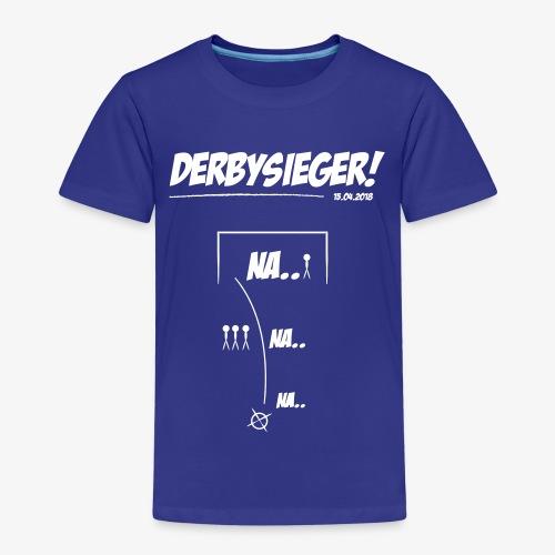 Derbysieger! - Kinder Premium T-Shirt