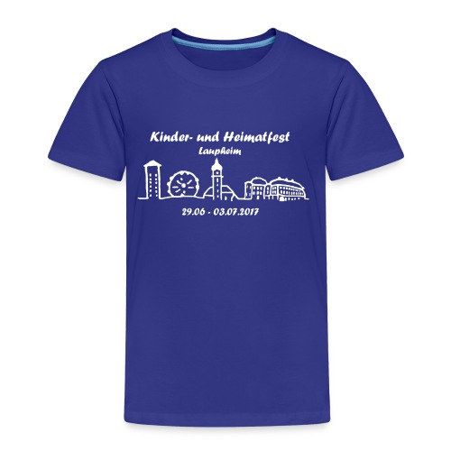 KuH Shirt 2017 - Kinder Premium T-Shirt