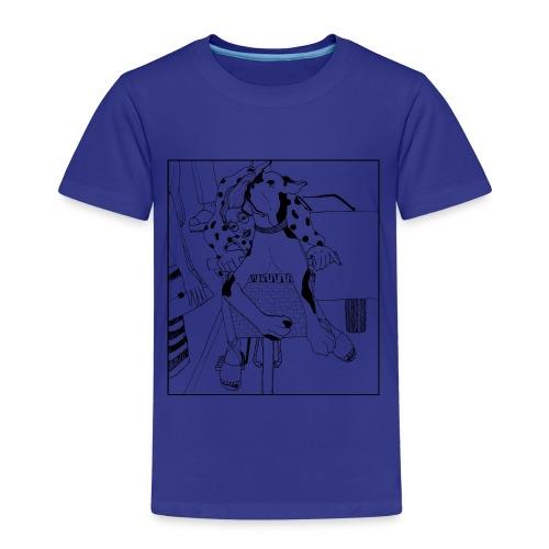 Bellezza in Bicicletta - Maglietta Premium per bambini