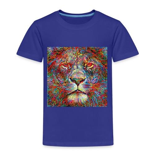 Deep Lion MaxColor CMJN08 - T-shirt Premium Enfant