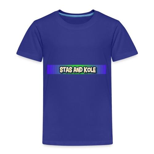 Shirt Logo - Kids' Premium T-Shirt