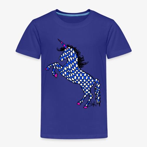 Bavarian Unicorn - Kinder Premium T-Shirt