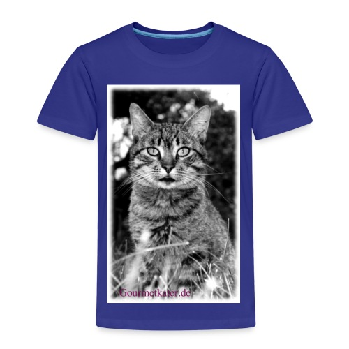 Tiger-Tom - Kinder Premium T-Shirt