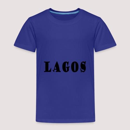Lagos - Kids' Premium T-Shirt