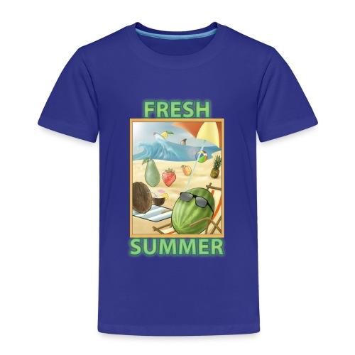Fruit Fresh Summer - Maglietta Premium per bambini